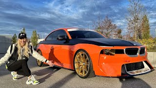 Insane ONE OFF Limited BMW Concept Car | 2002 Hommage