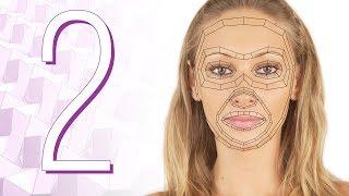 modelagem poly by poly de um rosto feminino 02