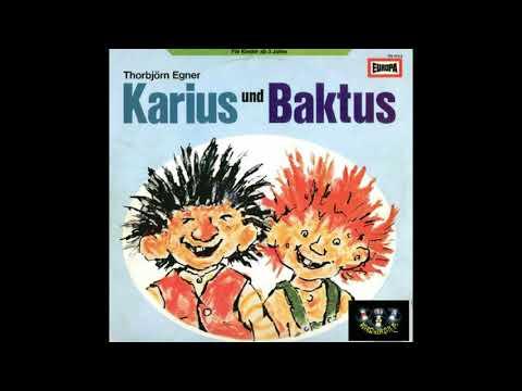 Karius und Baktus EUROPA