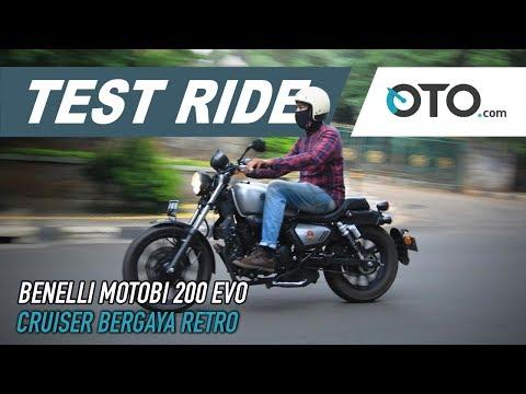 Benelli Motobi 200 EVO | Test Ride | Pantas Untuk Dimiliki? | OTO.com