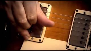 Part 2 Mark Knopfler close up Money for Nothing right hand slowed x 30%