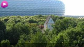 preview picture of video 'Allianz-Arena Wikipedia travel guide video. Created by http://stupeflix.com'