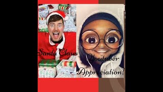 MrBeast Being Santa Claus Per Usual - Effendi Reacts