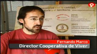 preview picture of video '2011 COOPERATIVA VIVER - LAGRIMA Y TERRAOLIVO - C9.mp4'