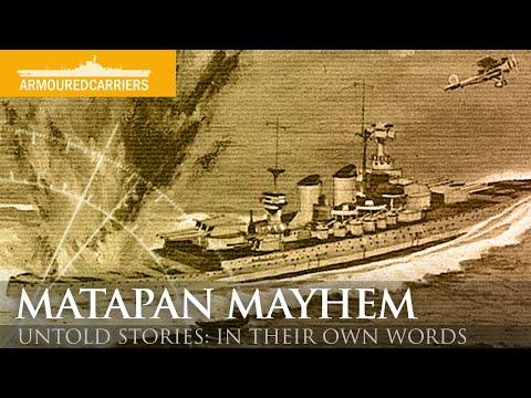 MATAPAN: The Untold Stories