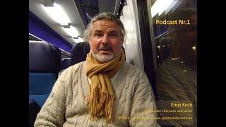 Podcast Nr. 1 Ernst Koch spirituallifecoach.de - Deutsch