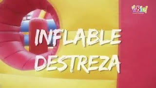 Inflable Destreza