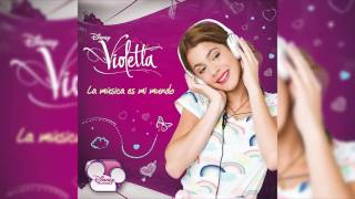 Violetta - Ahí Estaré (Audio)