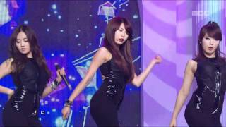 4Minute - Mirror Mirror, 포미닛 - 거울아 거울아, Music Core 20111224