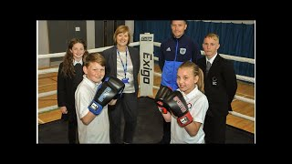 Blacon Boxing Club delighted to win competition ring in George Groves voting contest