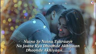 Dhoonde Akhiyaan Lyrics |Jabariya Jodi | R Music   - YouTube