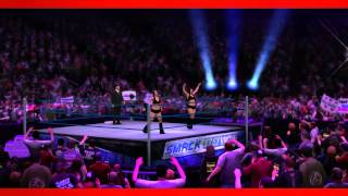 WWE 2K14 Entrances & Finishers Videos: Brie Bella