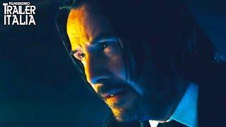 JOHN WICK 3- PARABELLUM | Trailer ITA Del Film Action Con Keanu Reeves