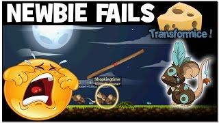 NEWBIE FAILING AT TRANSFORMICE! I DIE ALOT!