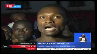 Mbiu ya KTN: Mfanyabishara mmoja akadiria hasara ya mamilioni huko Migori