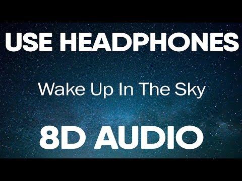 Gucci Mane Bruno Mars & Kodak Black – Wake Up In The Sky (8D AUDIO)