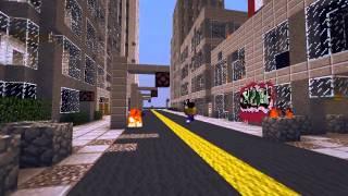 Сериал Minecraft Зомби Апокалипсис/Уроки выживания #1