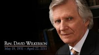 """Touch Not Mine Anointed, Do My Prophets No Harm"" - Pastor David Wilkerson"