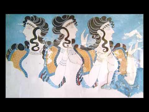I cretesi ( civiltà minoica)