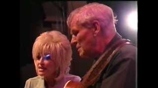 Doc Watson and Dolly Parton - Merlefest 2001