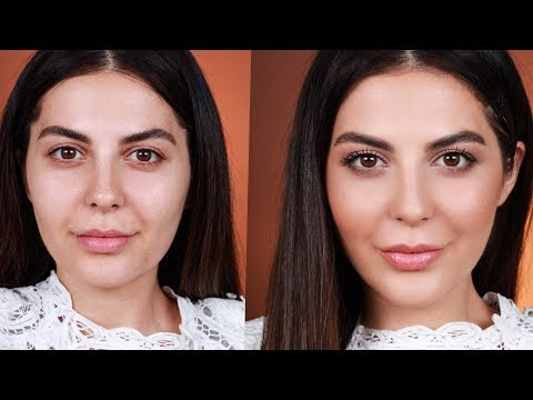 Natural Fall Makeup Tutorial | Sona Gasparian
