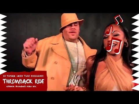 DJ TOPHAZ THROWBACK RIDE Video Mix OLD SCHOOL R&B FT Usher