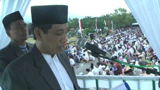 preview picture of video 'Shalat Idul Fitri 1434H - 2013M Kabupaten Bantaeng-6'