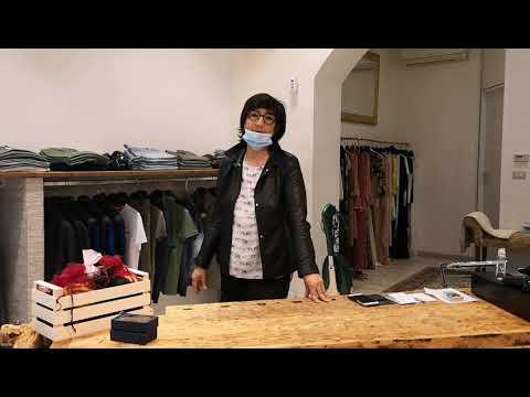 Riaprono i negozi a Legnano, intervista a una commerciante del centro