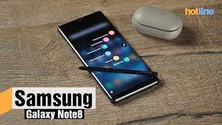Смартфон Samsung Galaxy Note 8 64GB Blue от компании Cthp - видео