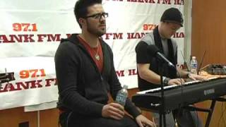 "Danny Gokey performs ""It's Only"""