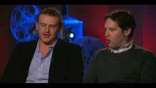 Jason Segel et Paul Rudd chantent les Miz