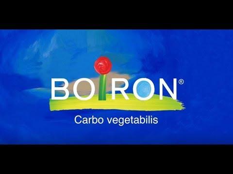 Boiron, Single Remedies, Carbo Vegetabilis, 30 CH, env. 80 granules