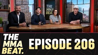 The MMA Beat: Episode 206 – MMA Fighting