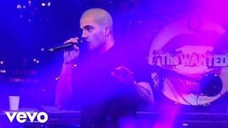 The wanted, The Wanted - We Own The Night (Live on Letterman)