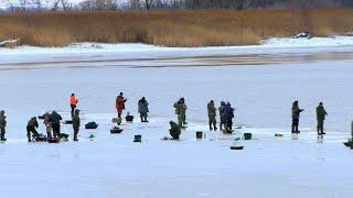Отчеты о рыбалке в голубинова