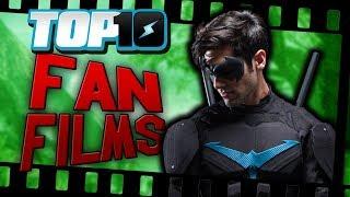 Top 10 Fan Films w/ Ismahawk's Danny Shepherd