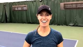 Tuesday Tennis Tips: Steffi Graf footwork drill