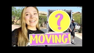 Переезд! + Новая комната и Тур по Дому! Sasha Morga