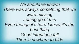Everlife - Goodbye Lyrics