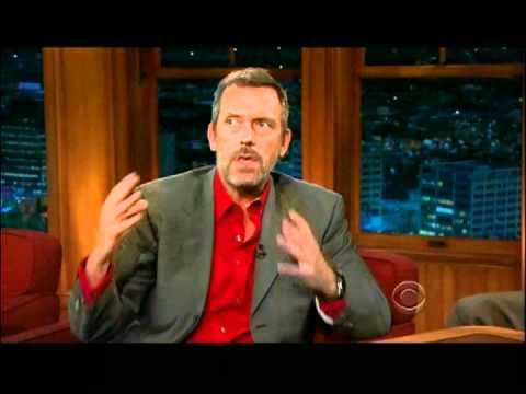 Hugh Laurie u Craiga Fergusona