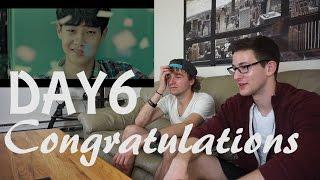 """DAY6   """"Congratulations"""" MV Reaction"""