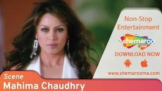 All men stare at Mahima Chaudhry comedy scene from Kuch Meetha Ho Jaye - Romantic Movie