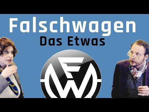 Falschwagen cars: Das Etwas - The Well Stuffed Beaver