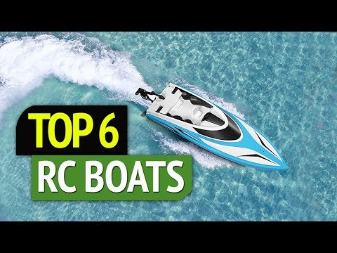 TOP 6: Best RC Boats 2018