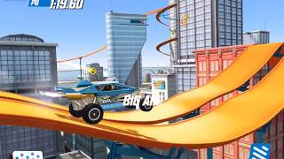 HOT WHEELS RACE OFF Dragon Baster / Dune it Up / Velocita Supercharged Gameplay iOS / Android