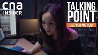 Are live web auction buys worth it? | Talking Point | Episode 34