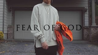 UNBOXING $6969 FEAR OF GOD X PACSUN
