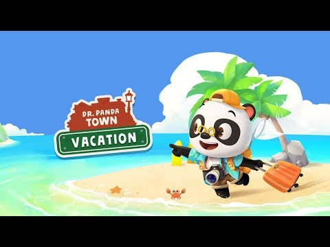Vídeo do Cidade Dr. Panda: Férias