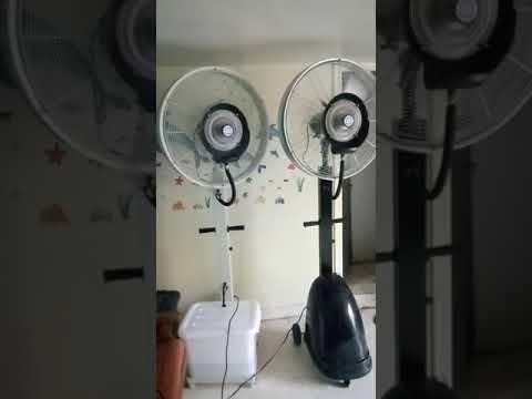 limi-Blue Mist Fan