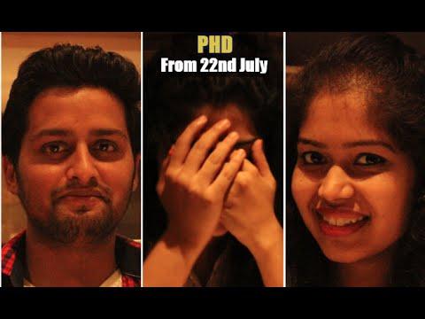 PHD 2 Mins Short Film 2016 || by Sathesh Guruvappan